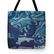 Sanctuaries And Citadels Tote Bag