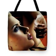 Scarlett Johansson Collection Tote Bag