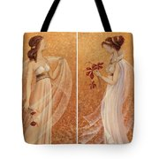 4 Seasons Tote Bag