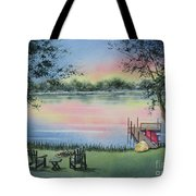 4 Seasons-spring Tote Bag