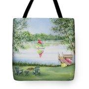 4 Seasons-summer Tote Bag