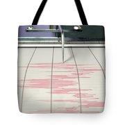 Seismograph Earthquake Activity Tote Bag