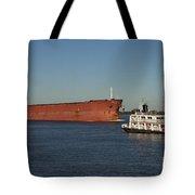 Shipping - New Orleans Louisiana Tote Bag