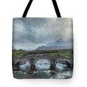 Sligachan - Isle Of Skye Tote Bag