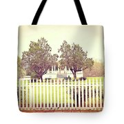 Somewhere In Time Tote Bag