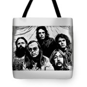 Steely Dan Collection Tote Bag