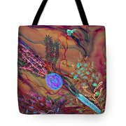 Sukkot-the Lulav Tote Bag