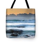 Sunrise By The Sea Tote Bag