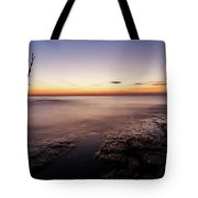 Sunset At Basanija Tote Bag