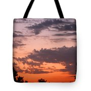 Sunset Moreno Valley Ca Tote Bag