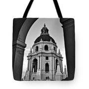 The Beautiful Pasadena City Hall. Tote Bag