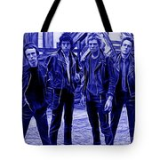 The Clash Collection Tote Bag
