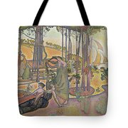 The Evening Air Tote Bag
