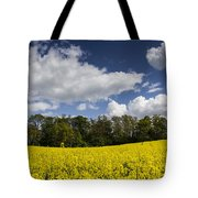 The Farm In Summer Tote Bag