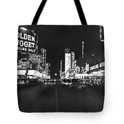 The Las Vegas Strip Tote Bag
