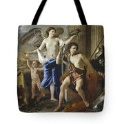The Triumph Of David Tote Bag