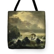 The Voyage Of Life - Manhood Tote Bag