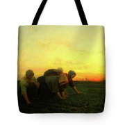 The Weeders Tote Bag