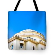 Turkish Mosque Tote Bag