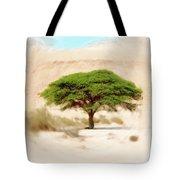 Umbrella Thorn Acacia Acacia Tortilis, Negev Israel Tote Bag