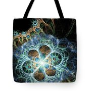 Novae I Tote Bag by Sandra Hoefer