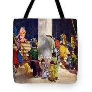 Vintage Japanese Art Tote Bag