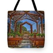 Wayfarers Chapel Tote Bag