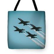 4 X4 Angels Tote Bag