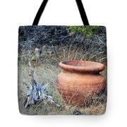 Yard Art Tote Bag