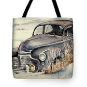 40 Chevy Tote Bag