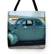 40 Ford Deluxe Tote Bag