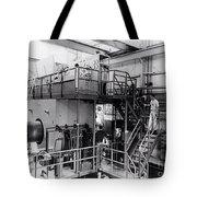 40 Inch Liquid Hydrogen Bubble Chamber Tote Bag