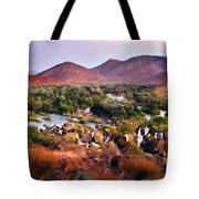 Landscape D Cc Tote Bag