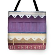 Wolfeboro Nh Tote Bag
