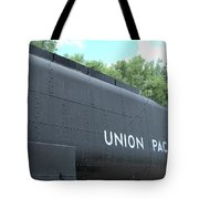 4004 Water Car Tote Bag