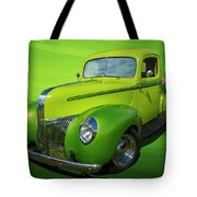 40s Ford Pickup Tote Bag
