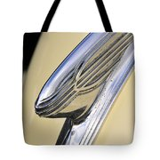 40s Hudson Chrome Tote Bag