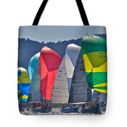 Bay Colors Tote Bag
