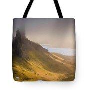 C L Landscape Tote Bag