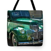 41 Chevy Truck Tote Bag