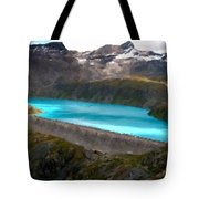 Landscape Picture Tote Bag