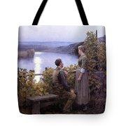 41226 Daniel Ridgway Knight Tote Bag