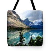 J C Landscape Tote Bag