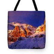 Landscape Of Tote Bag