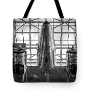 4242- Airplane Tote Bag