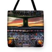 4245- Cockpit Tote Bag