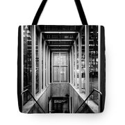 42nd Street Bryant Park Fifth Avenue Tote Bag