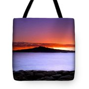At Landscape Tote Bag