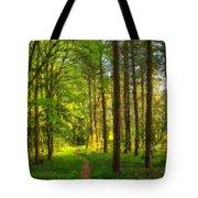 Landscape Artwork Tote Bag