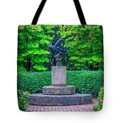 4387- Sculpture Tote Bag